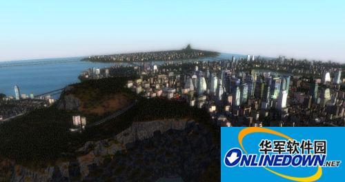 《都市运输2》新地图:Metropolis  大都市