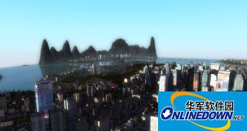 《都市运输2》新地图:Metropolis 1.01 大都市
