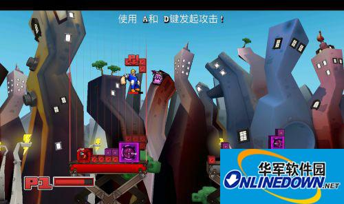 《迅猛雷霆大作战》游翔汉化组汉化补丁v1.0