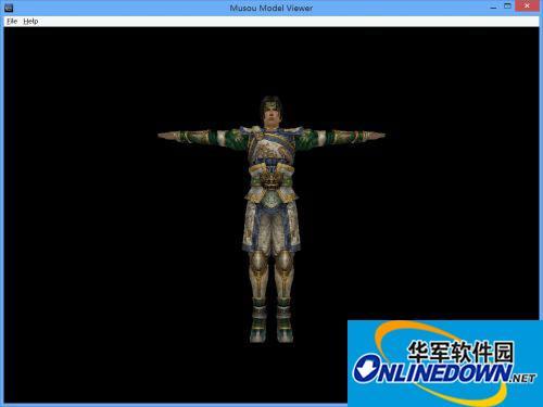 《真三国无双6:猛将传》Orochi Z模型查看工具 1