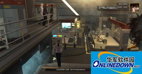 《杀出重围3:人类革命之导演剪辑版》3DM轩辕汉化组汉化补丁v1.0