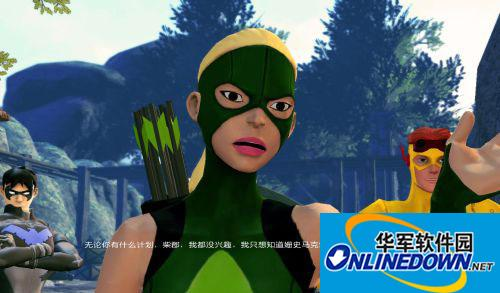 《少年正义联盟:遗产》游侠LMAO汉化组汉化补丁v1.0