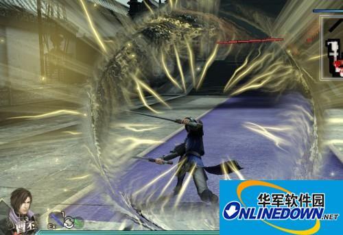 《真三国无双7:猛将传》双刃剑强化MOD