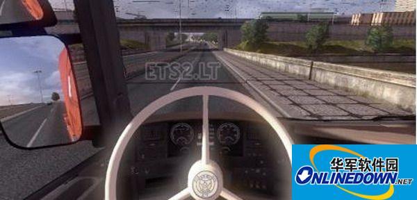 《欧洲卡车模拟2...