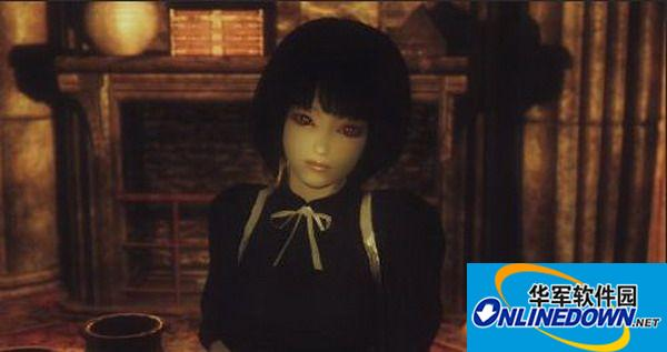 《上古卷轴5:天际》吸血鬼少女随从MOD