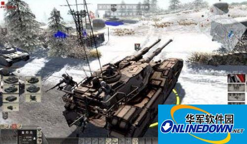 《战争之人:突击小队2》地球联邦61式5型坦克MOD