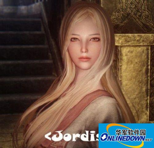《上古卷轴5:天际》韩网龙裔随从美化MOD