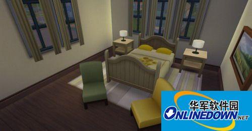 《模拟人生4》柳林家居小屋