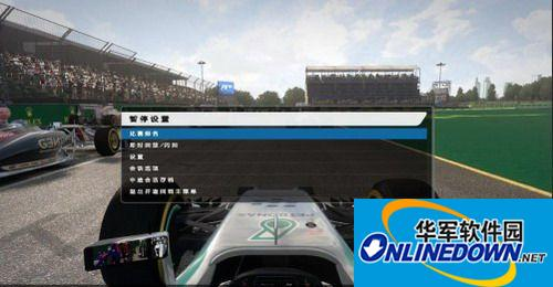 《F1 2014》游侠LMAO汉化组汉化补丁