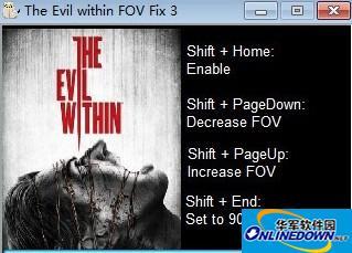 《恶灵附身》v3.0视角修改器[k3soft]