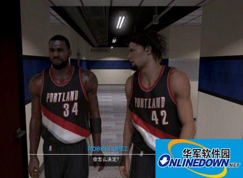 《NBA 2K15》奥登开拓者MC存档