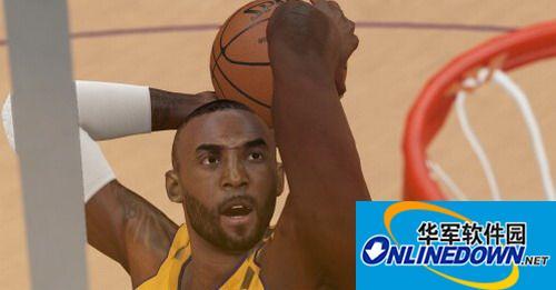 《NBA 2K15》科比布莱恩特面补V3