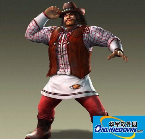 《真三国无双7:猛将传》孟获/祝融学院风DLC 1