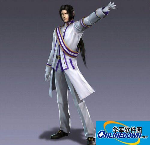 《真三国无双7:猛将传》曹丕/甄姬学院风服装DLC