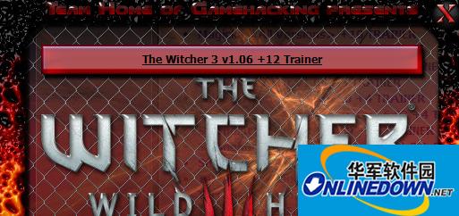 巫师3:狂猎1.08.2修改器十二项 HOG版 1