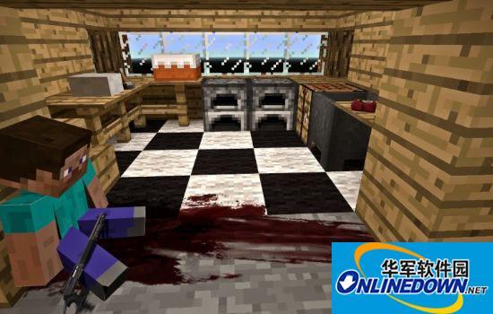 求生之路2 我的世界 Minecraft乱入MOD