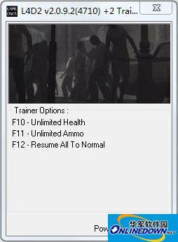求生之路2v2.0.9.2两项修改器