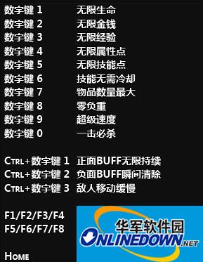 剑湾传奇十五项修改器Update2