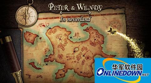彼得和温迪在梦幻岛 v1.0单独破解补丁