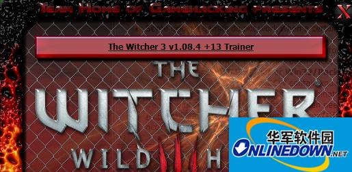 巫师3:狂猎1.11十三项修改器 1
