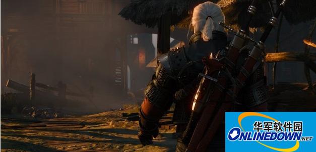 巫师3:狂猎 效果雾气环绕MOD v1.1E3