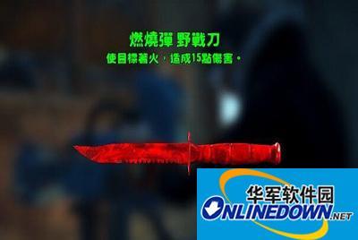 辐射4 血色野战刀MOD