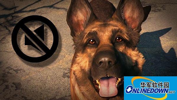 辐射4 安静的狗爪MOD