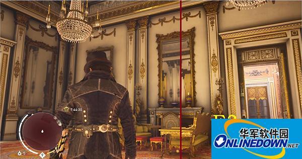 刺客信条:枭雄 E3真实画质补丁