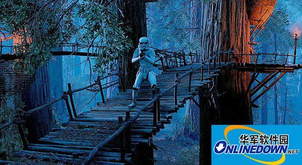 星球大战:前线 电影级画质补丁