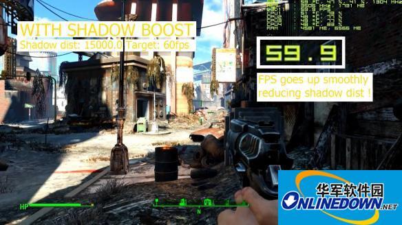 辐射4 提升FPS动态阴影MOD