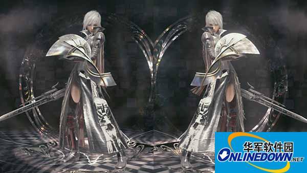 最终幻想13:雷霆归来 锡箔奶挺服装MOD