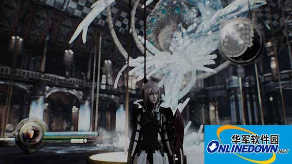 最终幻想13:雷霆归来 Reshade自调画质补丁
