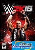 WWE 2K16汉化补丁V2.0