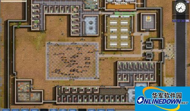 监狱建筑师正式版 2号升级档+SKIDROW破解补丁