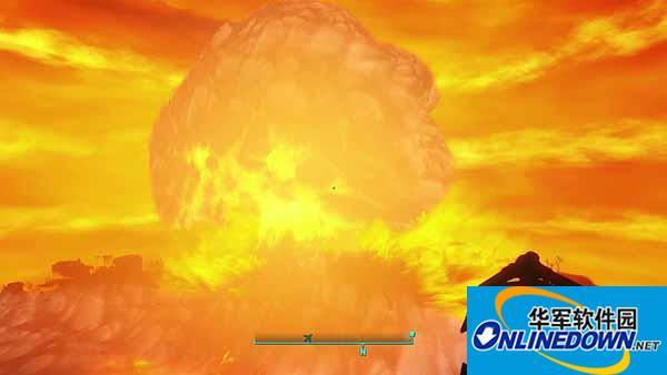 辐射4 可摧毁城市的核弹MOD
