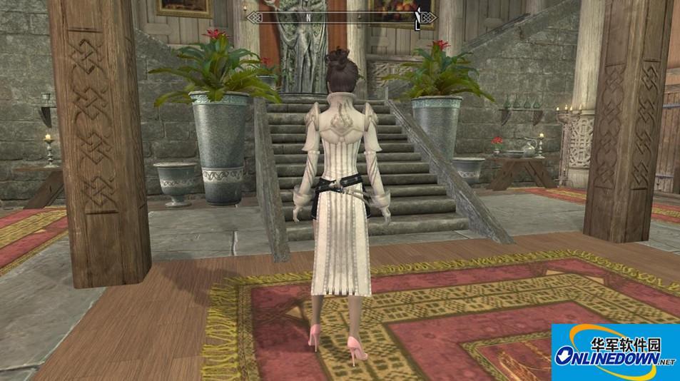 上古卷轴5:天际TERA衣服MOD
