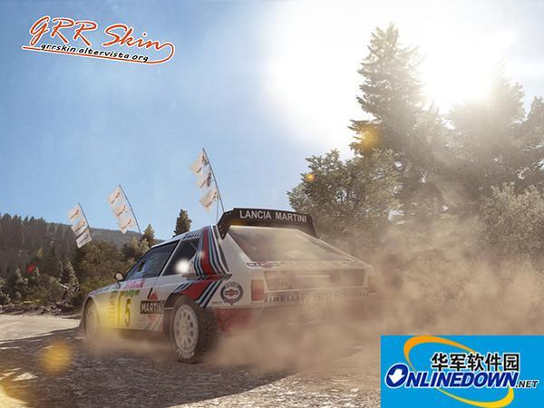 尘埃拉力赛 Hyundai i20 WRC - Hayden Paddon版涂装MOD