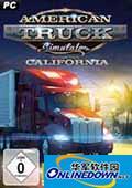 美国卡车模拟国际拖车MOD 1