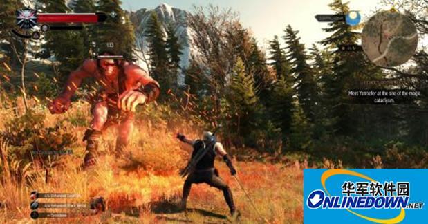 巫师3:狂猎任意地点快速旅行MODv1.1