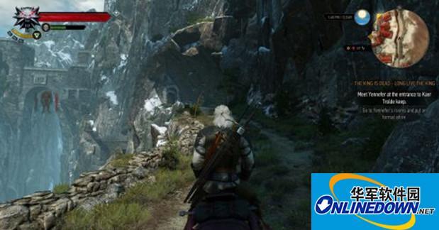巫师3:狂猎任意地点快速旅行MOD