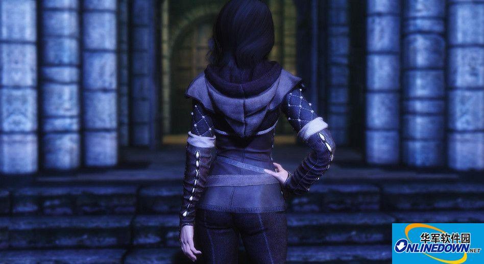 上古卷轴5:天际花式女巫护甲MOD