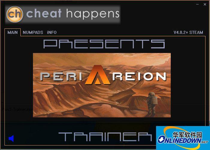 近访火星三项修改器v4.0.2 1