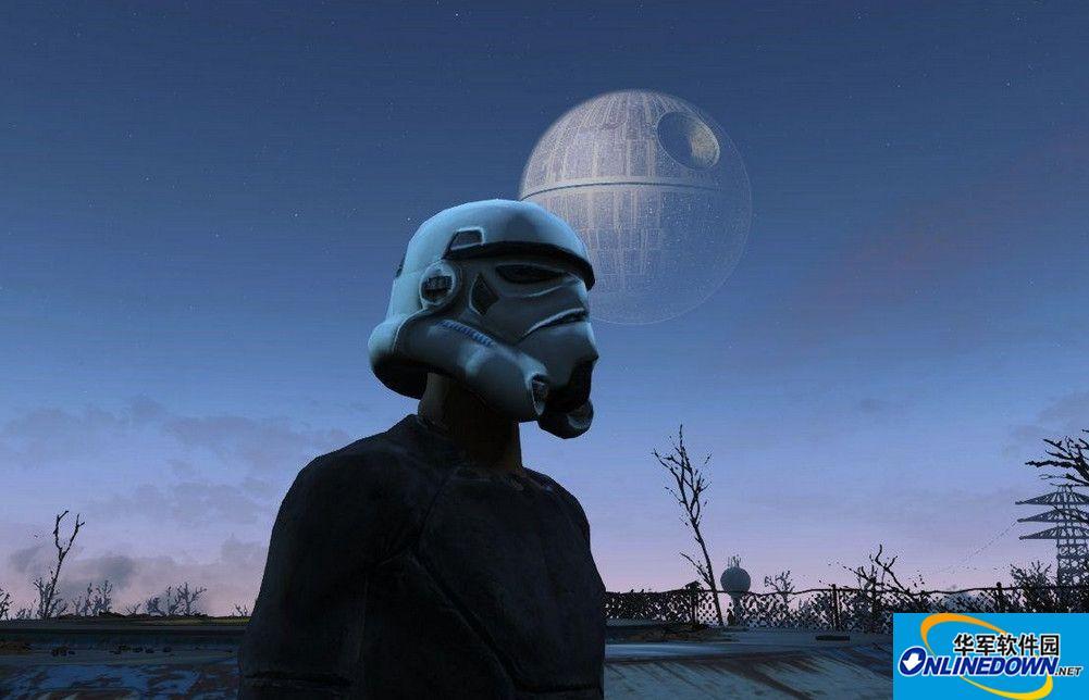 辐射4星球大战帝国风暴兵头盔MOD