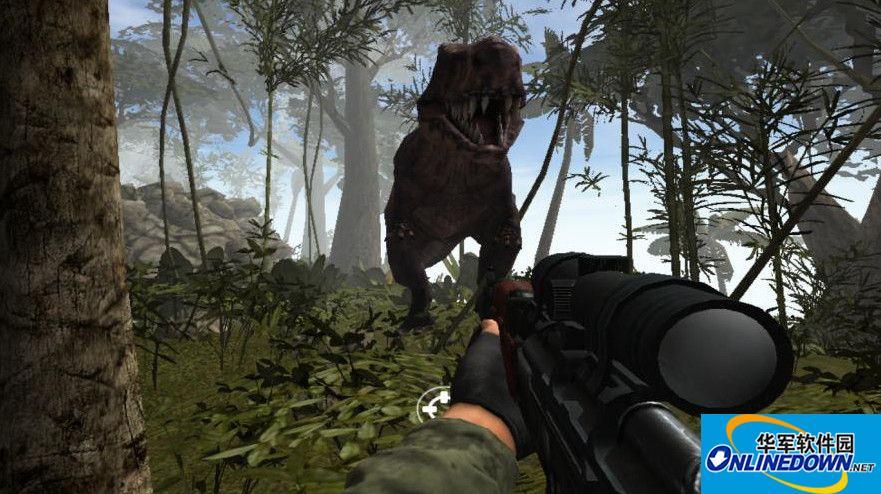 猎杀恐龙:非洲契...