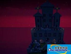 我的世界恐怖气息古堡建筑MOD