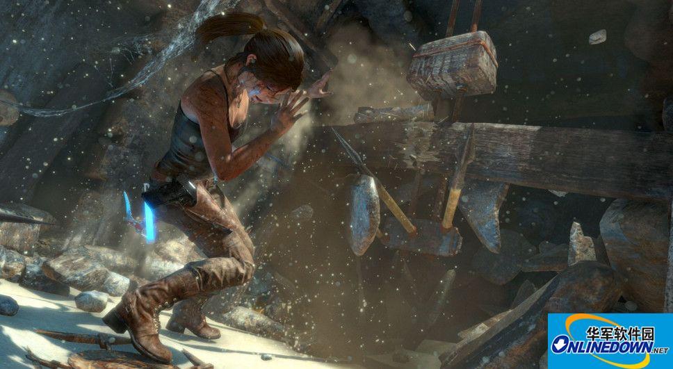 古墓丽影:崛起3个未发售的DLC