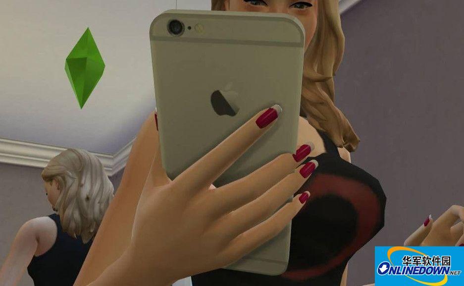 模拟人生4 IPhone 6 MOD