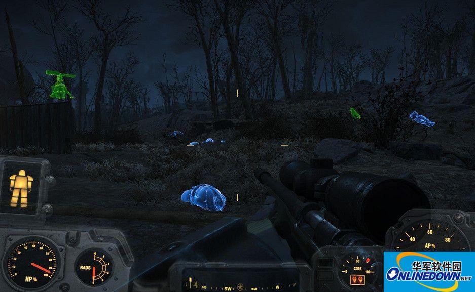 辐射4瞄准界面增强MOD