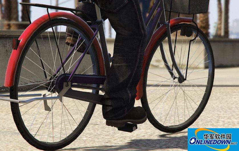GTA5日本自行车MOD 1