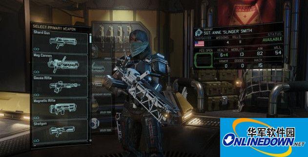 幽浮2 武器装备无职业限定MOD